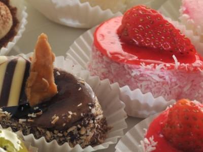 Dorty na svatbu - Slavnostní dorty - Minidezerty
