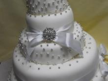 Svatební brož