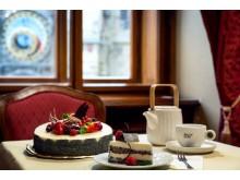 Šlehačkový dort