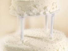 Svatební s mandlovými lístky