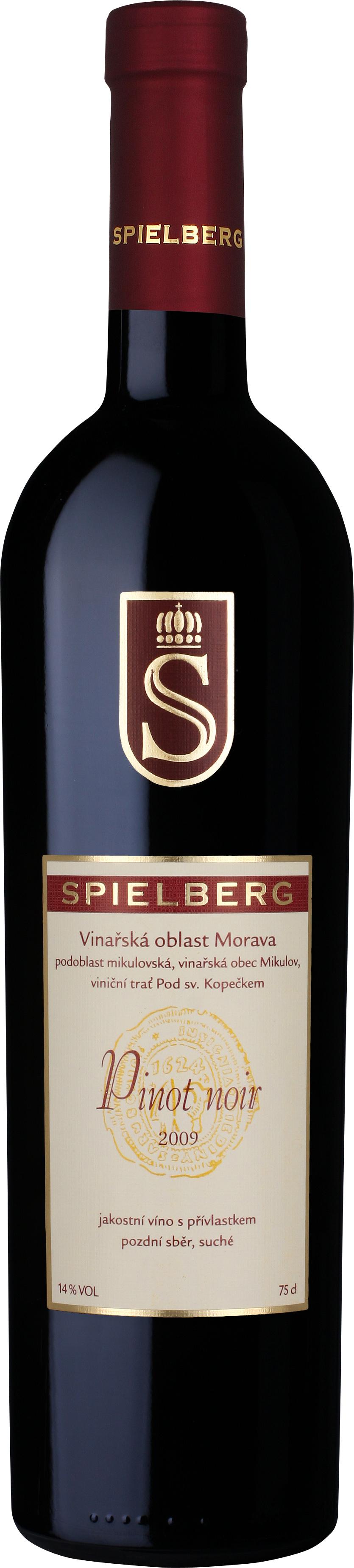 Pinot noir - AUSTERLITZ