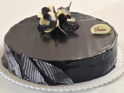Dorty na svatbu - Klasické dorty - Sacher dort