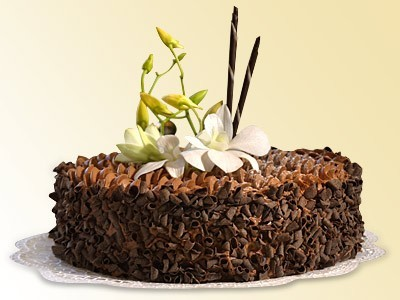 Dorty na svatbu - Klasické dorty - Pařížský dort
