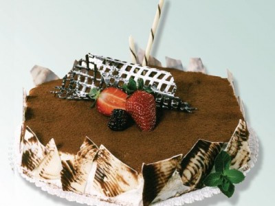 Dorty na svatbu - Klasické dorty - Tiramisu