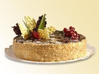 Dorty na svatbu - Klasické dorty - Stracciatella